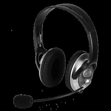 Diadema HP On Ear Micrófono Alámbrico 3.5 (Accesorios de informática)