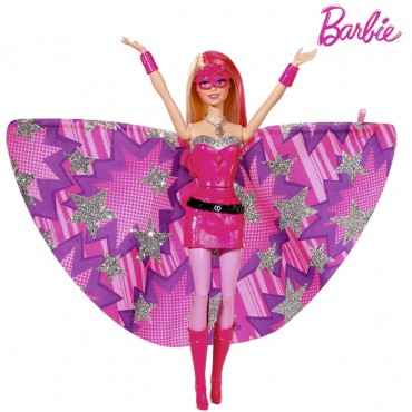 BARBIE Super Princesa Super Heroe CDY61