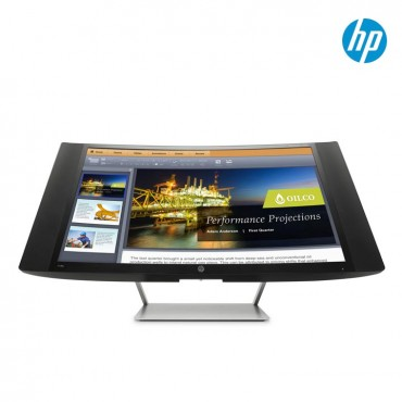 """Monitor HP 27C CURVED 27"""" Negro"""