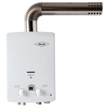 Calentador HACEB Assento CPG-8TN Gas Natural