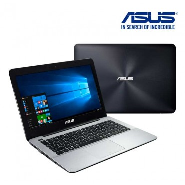 """Portátil ASUS F455LJ 14"""" Core™ i5 Negro"""