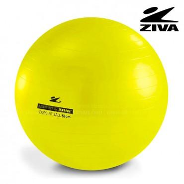 Balón de 55cm ZIVA Amarillo