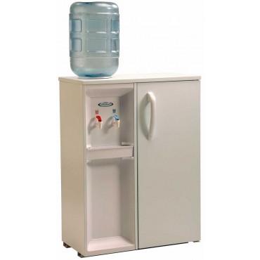 Dispensador de agua abba 80 litros da 070 blanco for Dispensador agua fria media markt