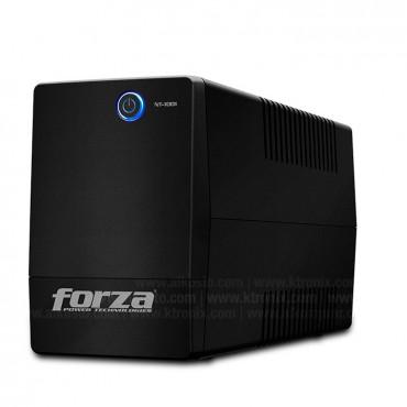 UPS 1000VA FORZA/500W 4Salidas