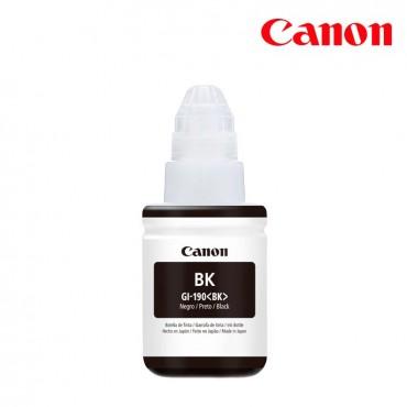 Botella de Tinta CANON Gi-190Bk