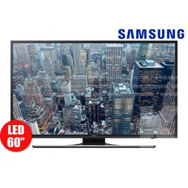 "Tv 60 ""152 cm SAMSUNG 60JU6500 Ultra HD Internet"