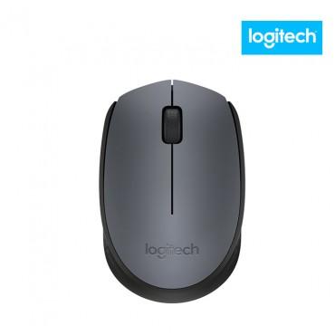 Mouse LOGITECH Óptico Inalámbrico M170 Negro