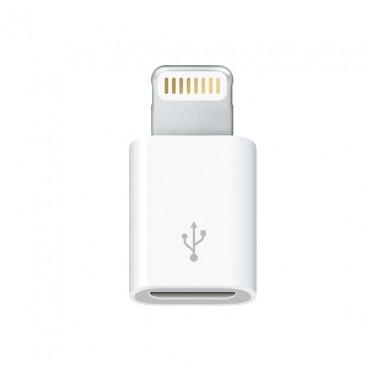 Adaptador/conec Lighting-Micro USB
