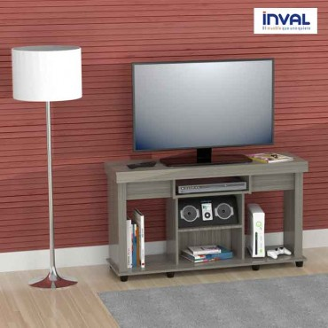 "Mesa Tv Y Video  INVAL 42"" Humo MTV 6019"