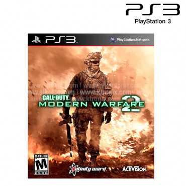 Video Juego PS3 SONY Call Of Duty Modern Warfare 2 Greatest Hits