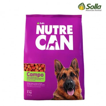 Nutrecan SOLLA Campo 8kg
