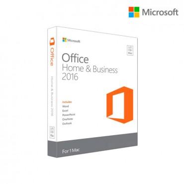 Office MICROSOFT Mac Home & Business 2016