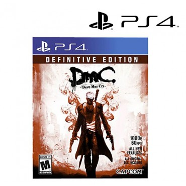 Videojuego PS4 Devil May Cry Defenitive Edition