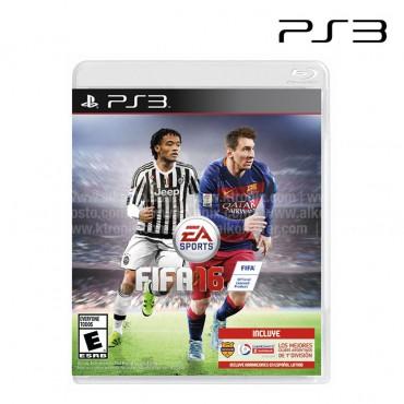 Videojuego PS3 FIFA 16 Standard