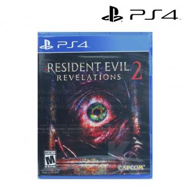 Videojuego PS4 SONY Resident Evil Revelations 2