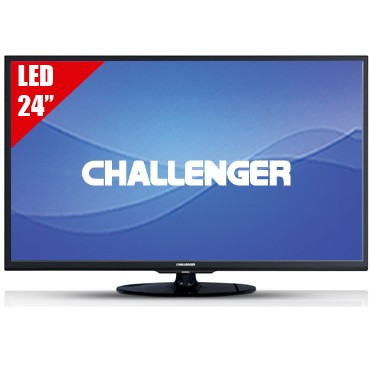 "TV 24"" LED CHALLENGER 24L31 HD"