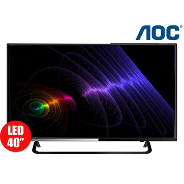 "Tv 40"" 102cm AOC LED 40F1552"