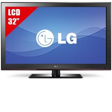 TV LG 32 LCD HD 32CS410