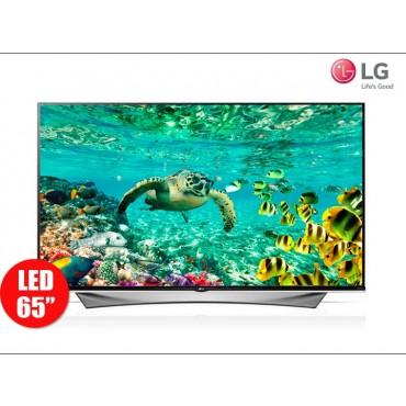 """Tv 65"""" 165 cm LED LG 65UF950T Ultra HD Internet"""