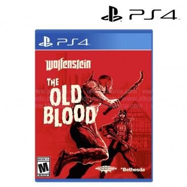Videojuego PS4 Wolfenstein The Old Blood