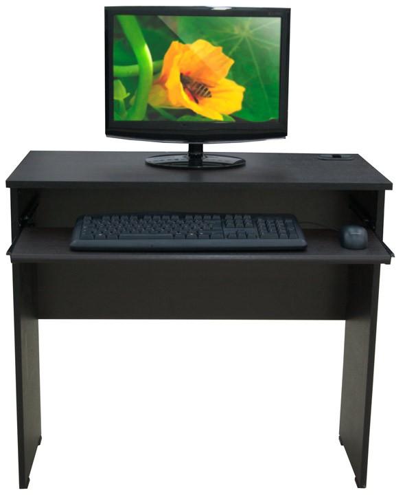 Escritorio maderkit 00179 p teclado p cables for Mesas para oficina precios