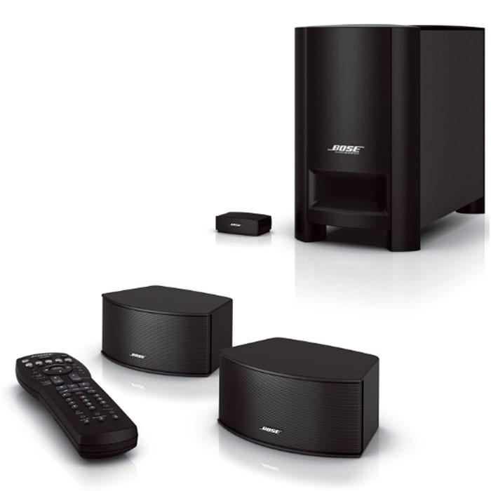 teatro en casa bose cinemate gs series ii system. Black Bedroom Furniture Sets. Home Design Ideas