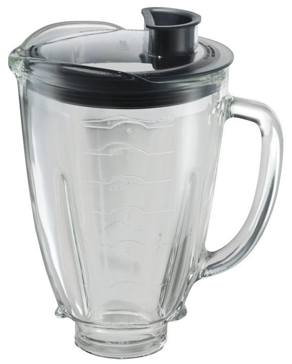 Vaso oster de vidrio para licuadora reversible for Utensilios de cocina licuadora