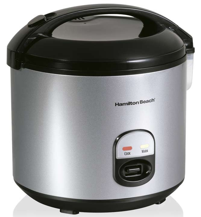 Commercial Cup LRice CookerWarmer 375Hamilton
