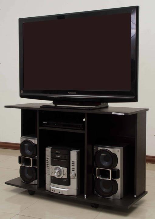 Mesa tv 42 maderkit con rodachinas - Mesas de television de plasma ...