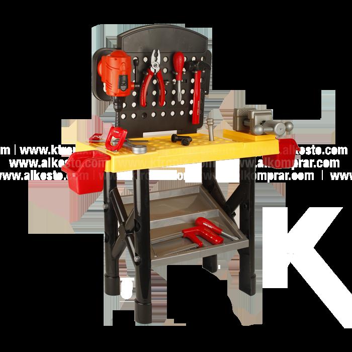 juguete mesa de herramientas