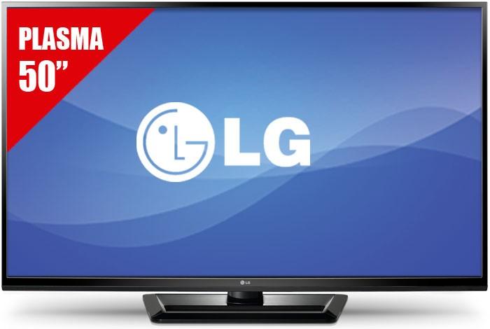 "TV 50"" Plasma LG 50PA4500 HD Alkosto.com - photo#13"