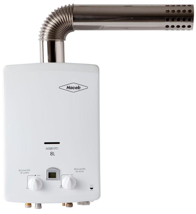 Calentadores solares calentador a gas haceb - Calentador de agua gas natural ...