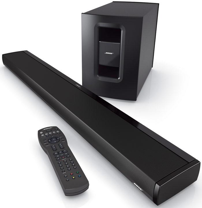 teatro en casa bose cinemate 1sr. Black Bedroom Furniture Sets. Home Design Ideas