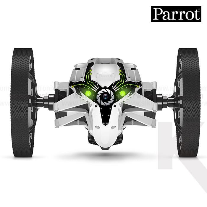 mini drone jumping sumo parrot mini drone blanco. Black Bedroom Furniture Sets. Home Design Ideas