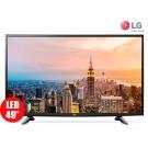 "Tv 49"" 123cm LED LG 49LH570T HD Internet"