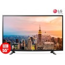"Tv 55"" 139cm LED LG 55 UH615T Ultra HD Internet"