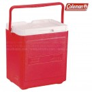 Hielera roja COLEMAN de 20 latas