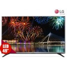 "TV 49"" 124cm LED  LG 49LF590 Full HD Internet"