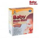 Galletas BABY MUM-MUM Banano x24 und.