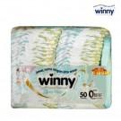 Pañal WINNY Gold Sensitive Etapa 0 Caja 50 + Toallitas