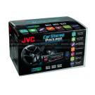 Combo Car Audio JVC R460+J620