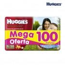 Pañal HUGGIES Natural Care Talla G Caja 100