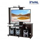 Centro de Entretenimiento INVAL Wengue CVS13902