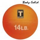 Balón Medicinal BODYSOLID 14 LBS