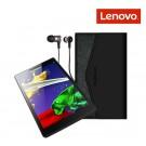 Tablet LENOVO A7-30 3G + Audifonos + Funda