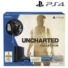 Bundle PS4 500GB Videojuego Uncharted Collection + The Last of Us