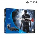 Consola PS4 Slim Uncharted 4