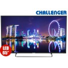 "TV 65"" 160cm CHALLENGER LED 65L73 FULL HD T2"