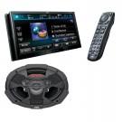 Combo Car Audio JVC AV78BT+6937