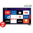 "TV43""101cm Kall K-LED43FHDSZ T2"